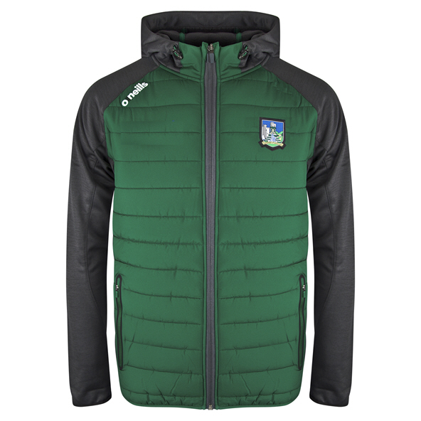 O'Neills Limerick Achill Holland Kids' Jacket, Green