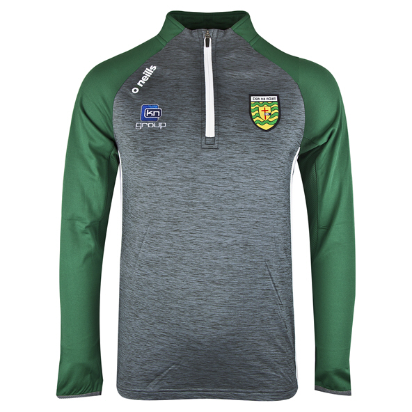 O'Neills Donegal Achill Kids HZ Top Grey