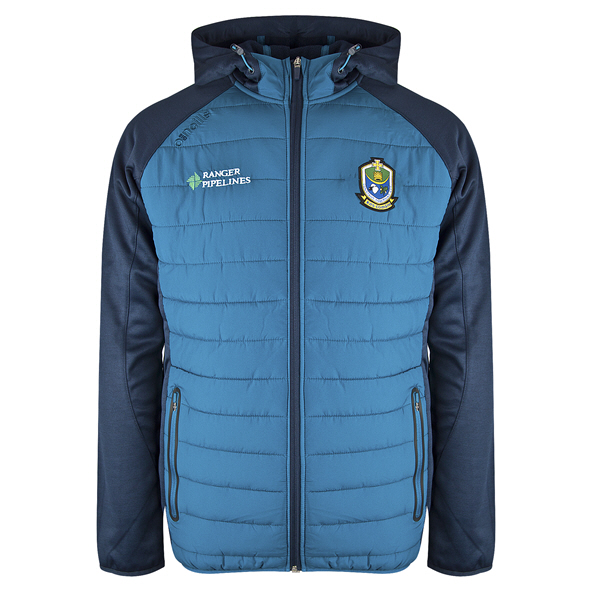 O'Neills Roscommon Achill Holland Kids' Jacket, Blue