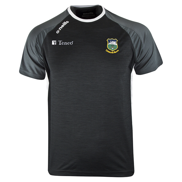 O'Neills Tipperary Achill Kids Tee Black