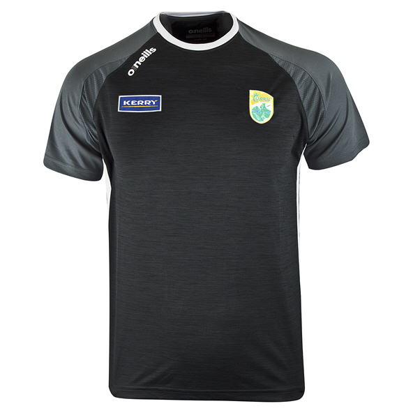 O'Neills Kerry Achill Kids Tee Black
