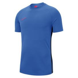 Nike Dry Academy Mens Top Blue