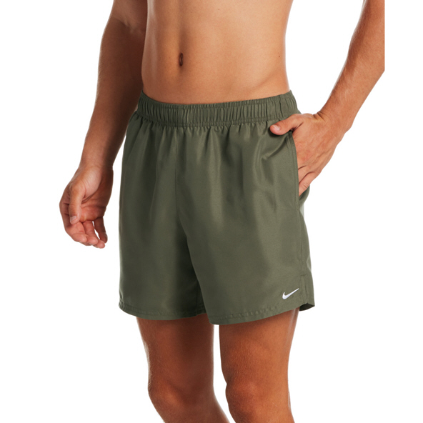 Nike Essential Lap 5 Mens Shorts Green