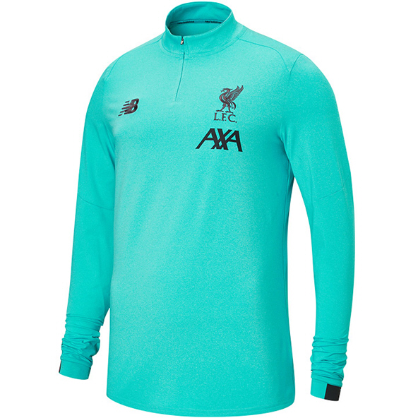 NB Liverpool FC 2020 Kids' On-Pitch Midlayer, Green