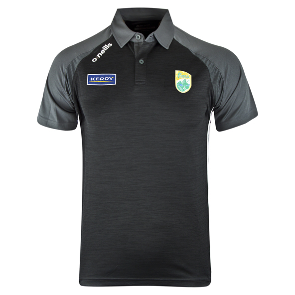 O'Neills Kerry Achill Polo Black