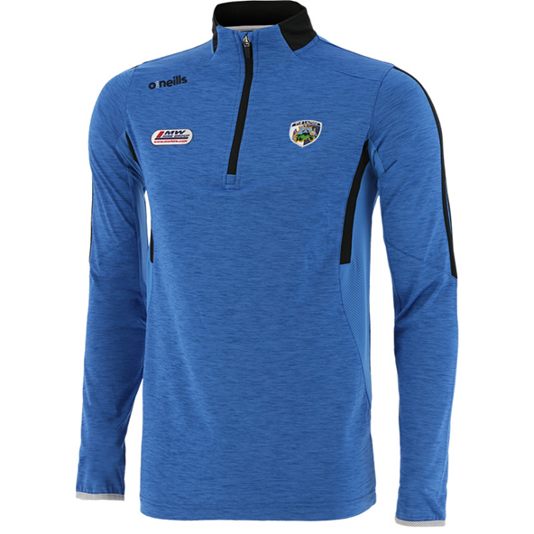 O'Neills Laois Raven ½ Zip Brushed Kids' Top, Blue