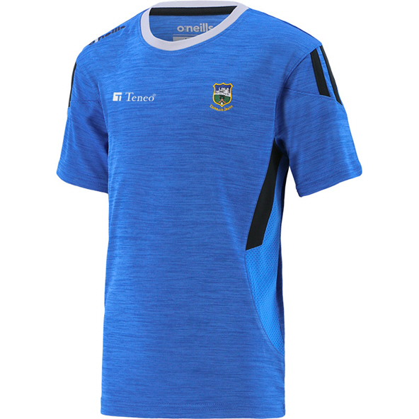 O'Neills Tipperary Raven Girls' T-Shirt, Blue