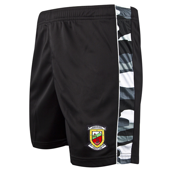 O'Neills Mayo Bobby Kids' Short, Black