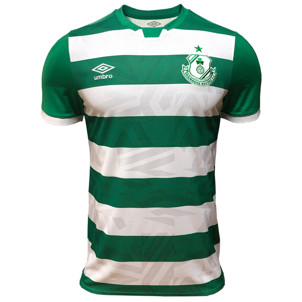 Umbro Shamrock Rovers Home 20 Jersey Wht