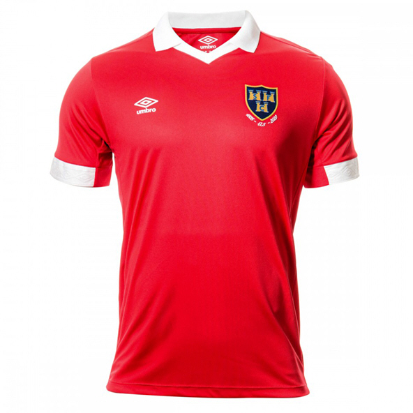 Umbro Shelbourne 2020 Home Jersey, Red