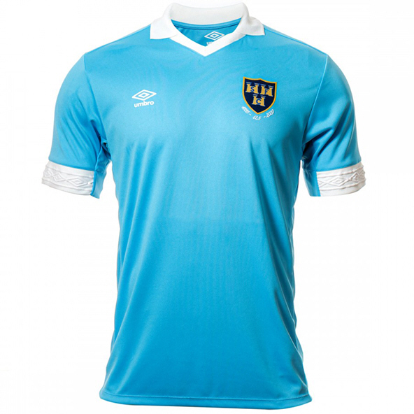 Umbro Shelbourne Away 20 Kid Jersey Blue