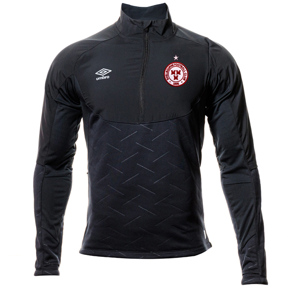 Umbro Shelbourne 20 Training QZ Top Blk