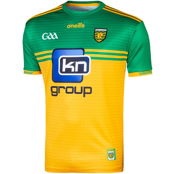 O'Neills Donegal Home 20 Jersey Yellow