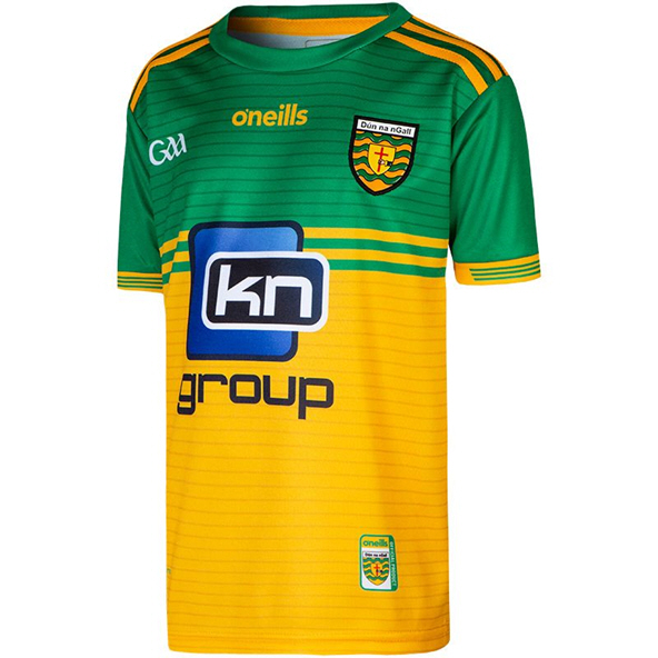 O'Neills Donegal Home 20 Kids Jersey Yel