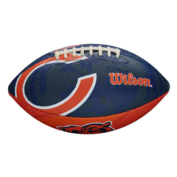 Wilson NFL Team Logo Junior - Bear Multi