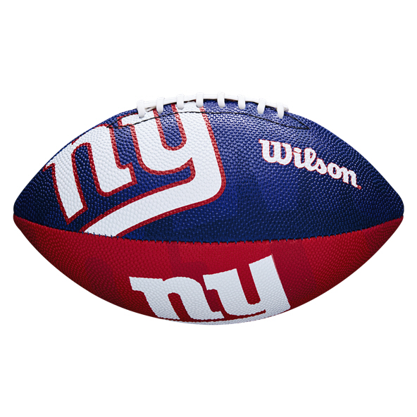 Wilson NFL Team Logo Junior - Gaints Mul