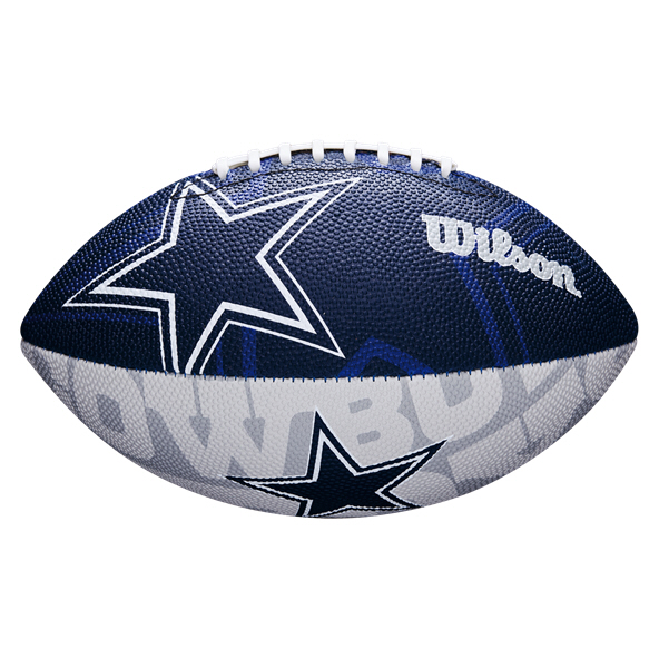 Wilson NFL Team Logo Junior - Cowboys Mu
