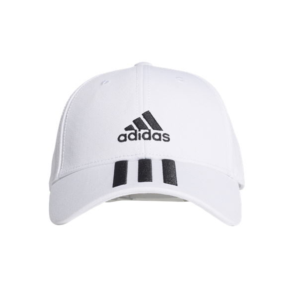 adidas 3S Cap White/Black