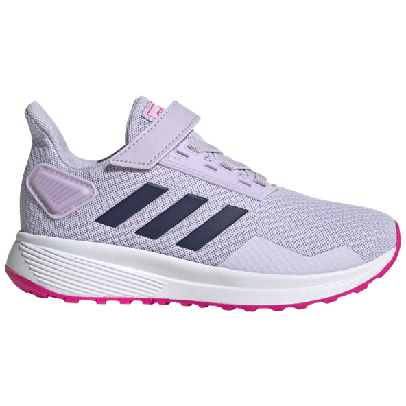 adidas Duramo 9 Junior Girls' Trainer, Purple
