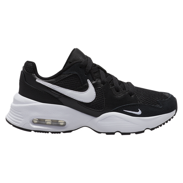 Nike Air Max Fusion Bg Girls Black/White
