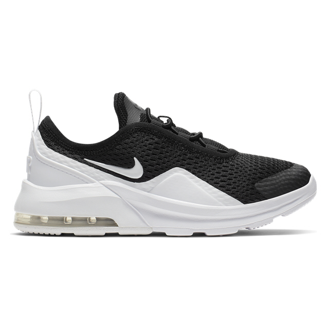 Nike Air Max Motion 2 Bpe Jnr Boy Blk/Wt