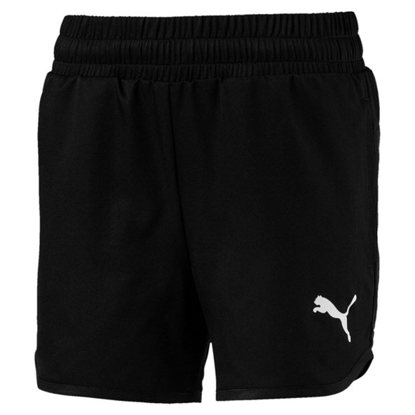 Puma Active Girls' Short, Black