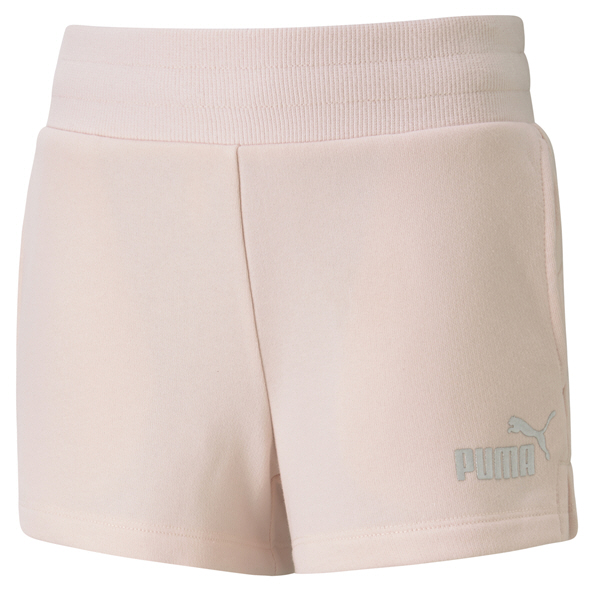 Puma Essential Girls' Short, Rosewater
