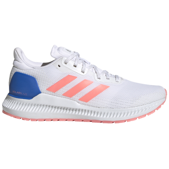 adidas Solar Blaze Women's Running Shoe, White