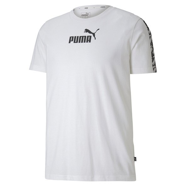 Puma AMPLIFIED Mens Tee White