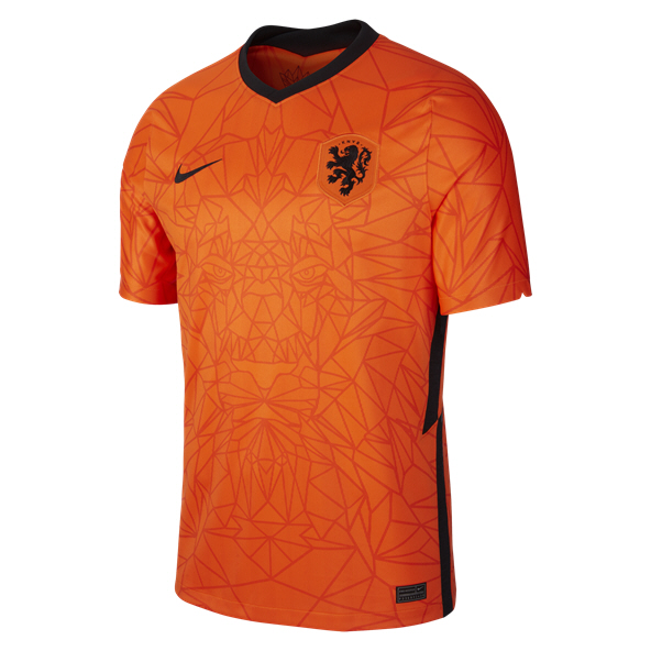 Nike Holland Home 20 Jersey Orange