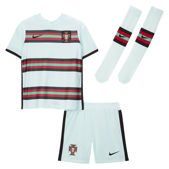 Nike Portugal 20 Kids Mini Kit Green
