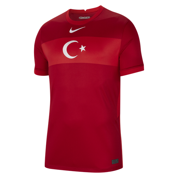 Nike Turkey Away 20 Jersey Red