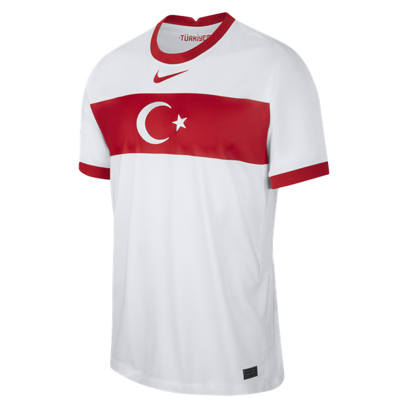 Nike Turkey Home 20 Jersey White