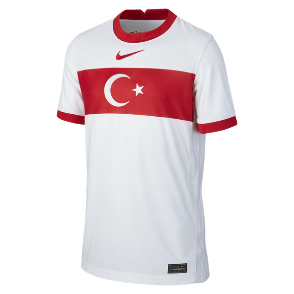 Nike Turkey Home 20 Kids Jersey White