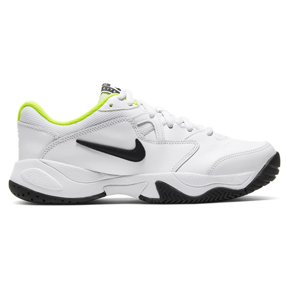 Nike Court Lite 2 Junior Kids' Trainer, White