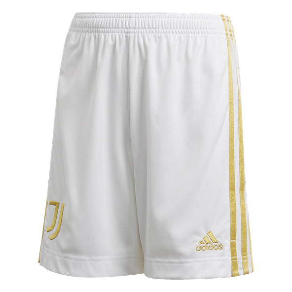 adidas Juventus Home 20 Kid Short white