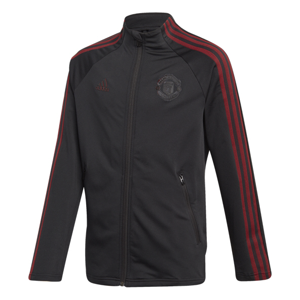 adidas Man Utd Anthem 20 Kid Jkt black