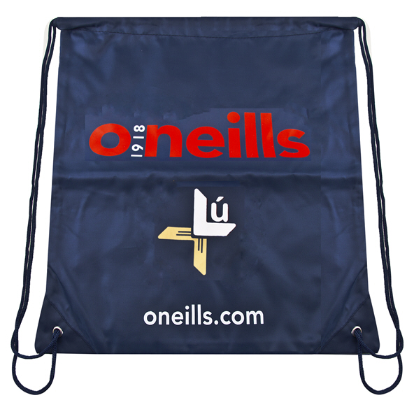 O'Neills Louth Gym Sack Navy