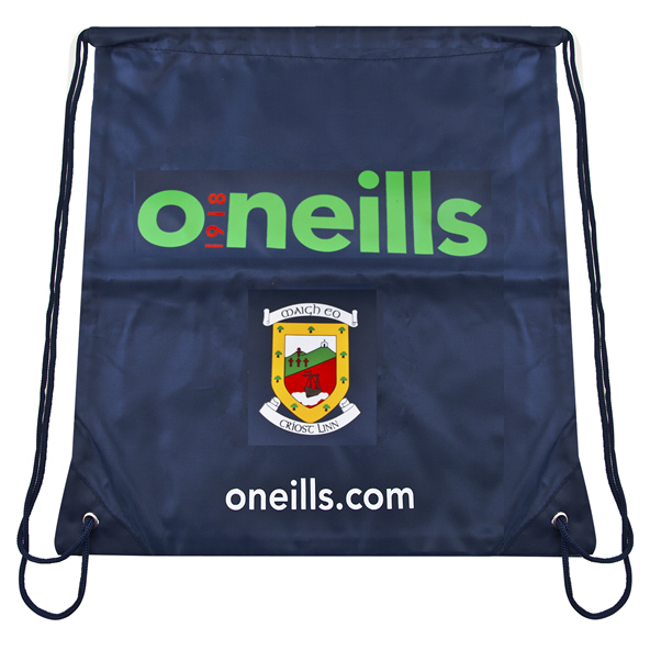 O'Neills Mayo Gym Sack Navy
