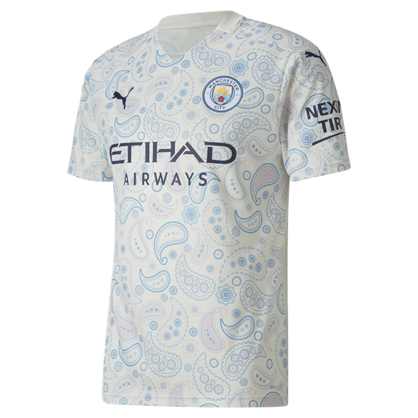 Puma Manchester City 2020/21 3rd Jersey, White
