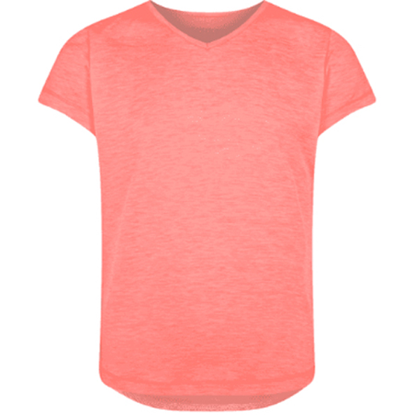 Energetics Gaminel 2 Girls Tee Red
