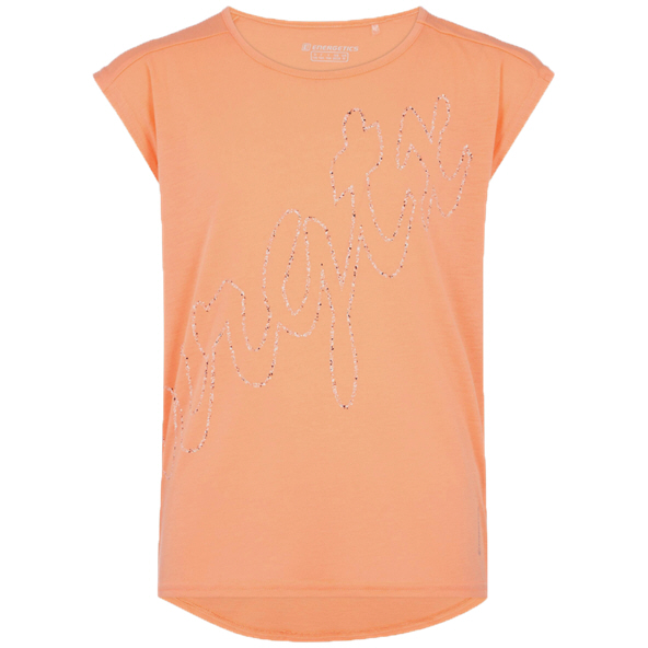 Energetics Garibella 7 Girls' T-Shirt Orange