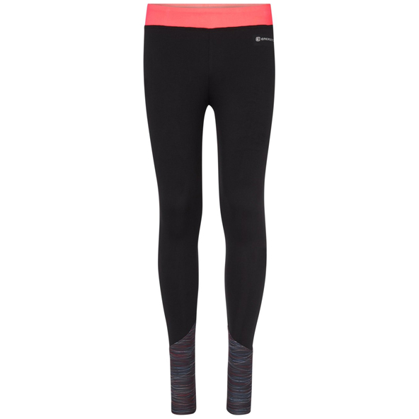 Energetics Karla 4 Girls Tight Black/Red