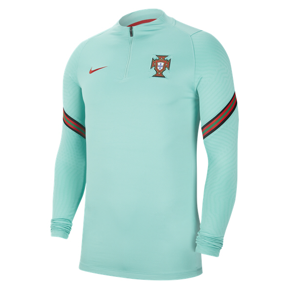 Nike Portugal 20 Training Qz Top Green