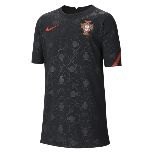 Nike Portugal 20 Prematch Kids Jersey Bl