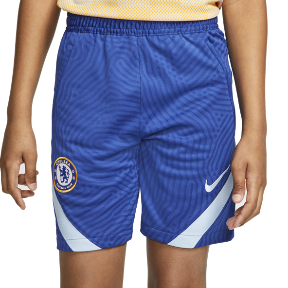 Nike Chelsea 2020/21 Strike Kids' Short, Blue
