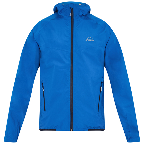 McKinley Seco UX Mens Jacket Blue
