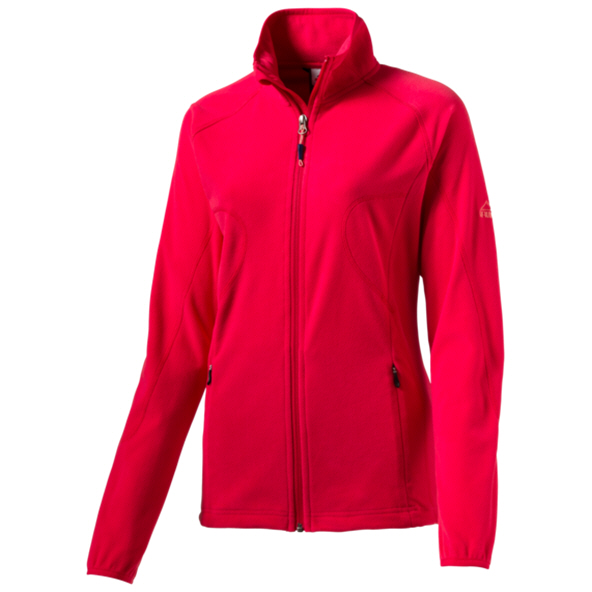 McKinley Nelia II Women's Fleece Jacket Red