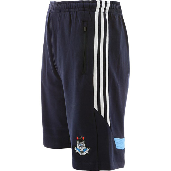 O'Neills Dublin Bolton Fleece Shorts, Navy