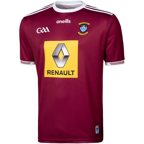 O'Neills Westmeath 2020 Player Fit Home Jersey, Maroon